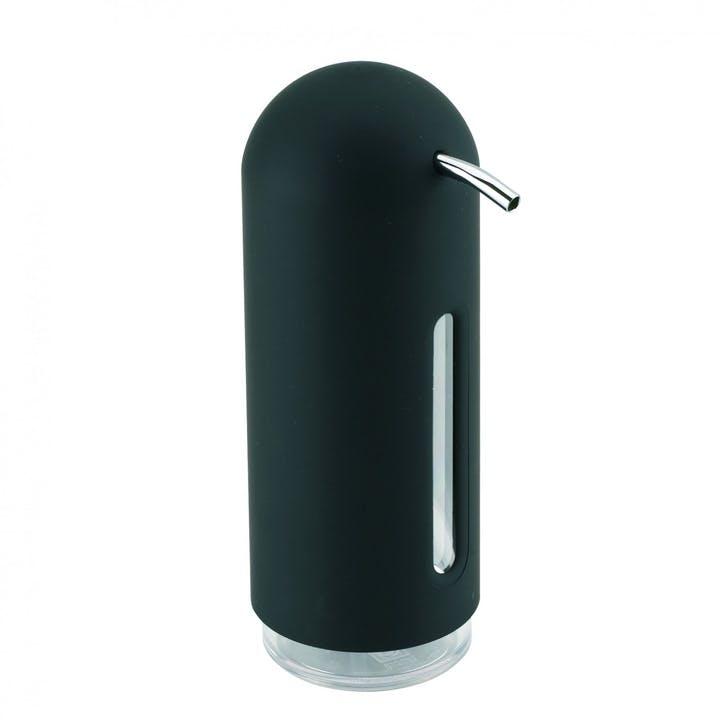 Penguin Soap Pump, Black
