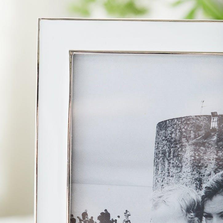 "Resin Photo Frame, 5x7"""