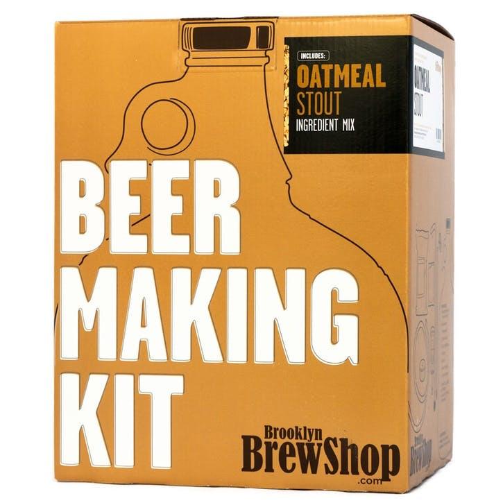 Beer Making Kit - Oatmeal Stout