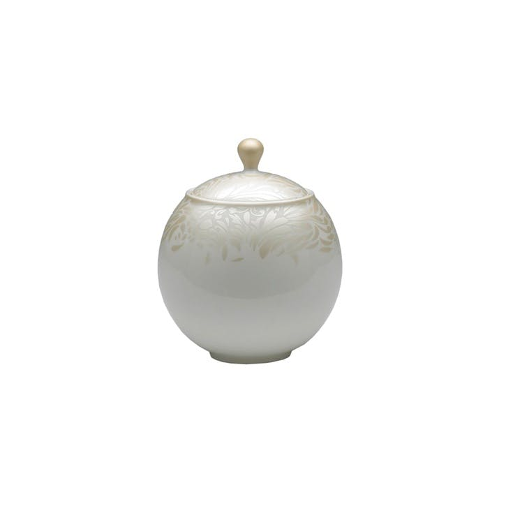 Lucille Gold Covered Sugar Pot, 300g