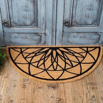 Fairytale Doormat, Black