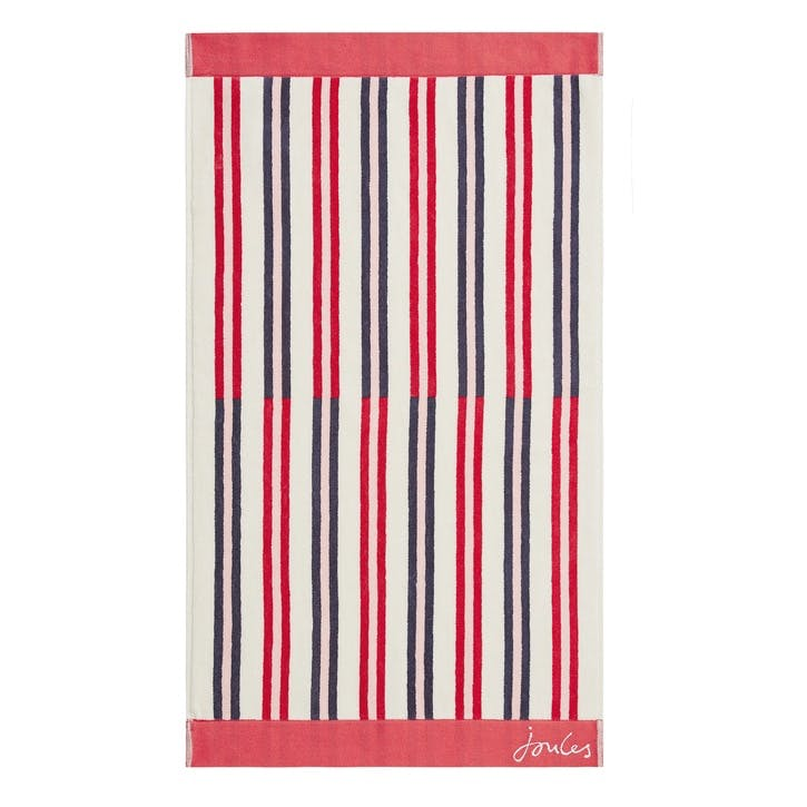 Dawn Shadow Stripe Bath Sheet