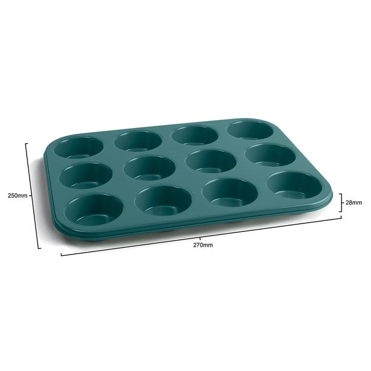 Non-stick Muffin Tin- 12 holes
