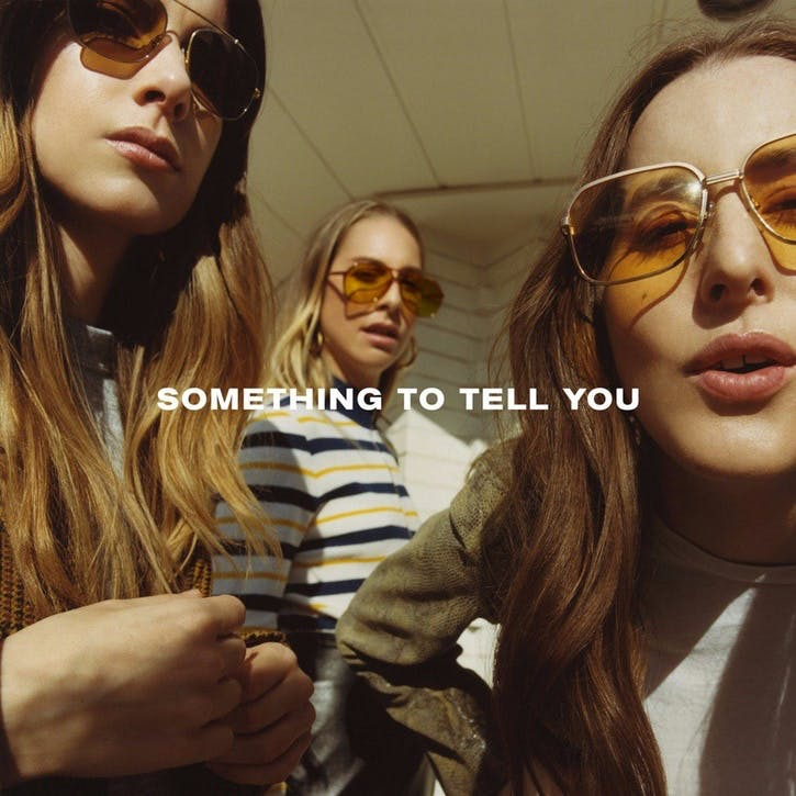 "Haim, Something To Tell You 12"" Vinyl"