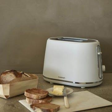 2 Slice Toaster, Pebble