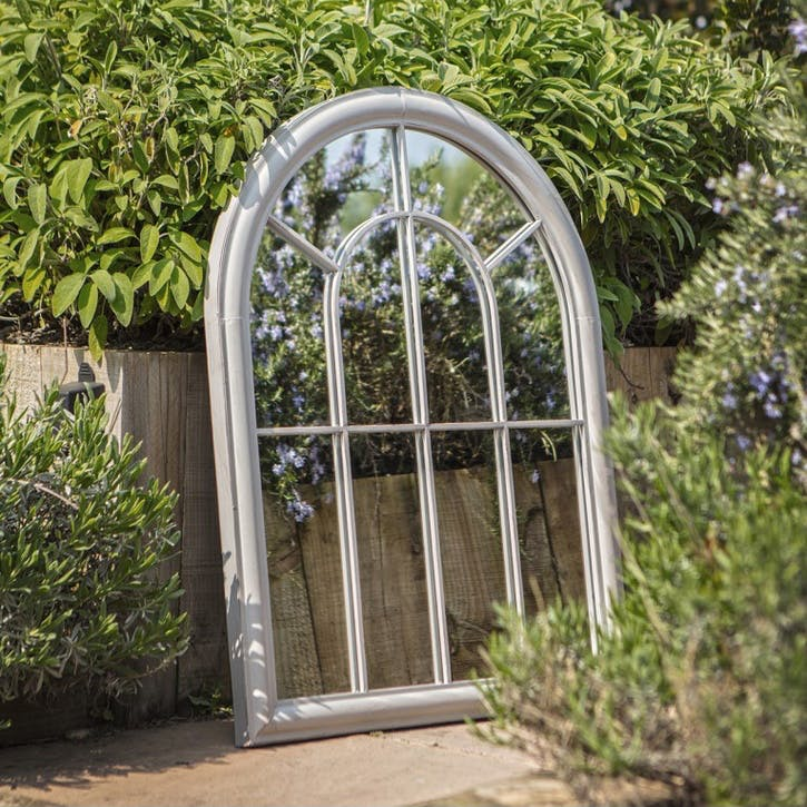 Arched Outdoor Mirror, Estate