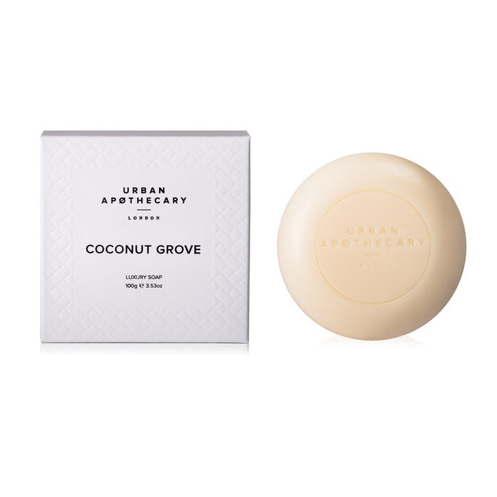 Coconut Grove Luxury Bar Soap, 100g