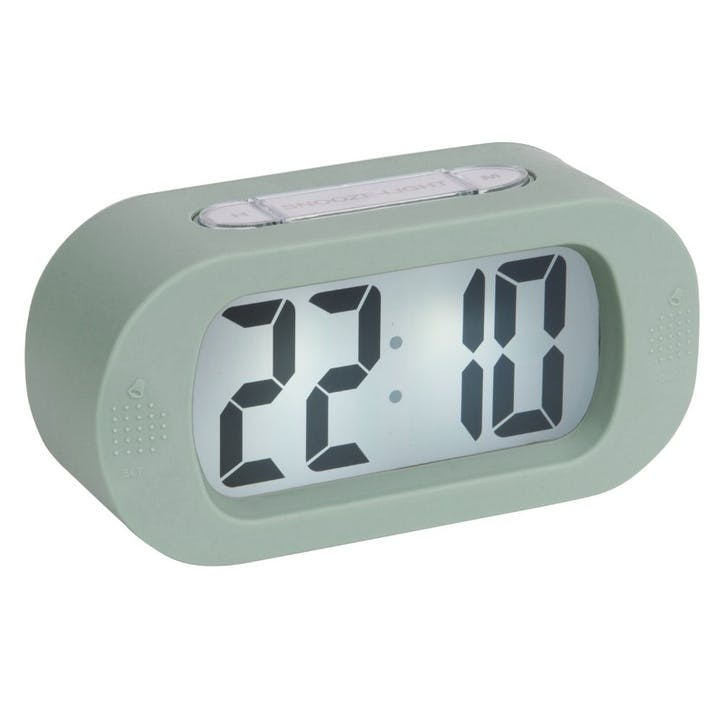 Gummy Alarm Clock, Green