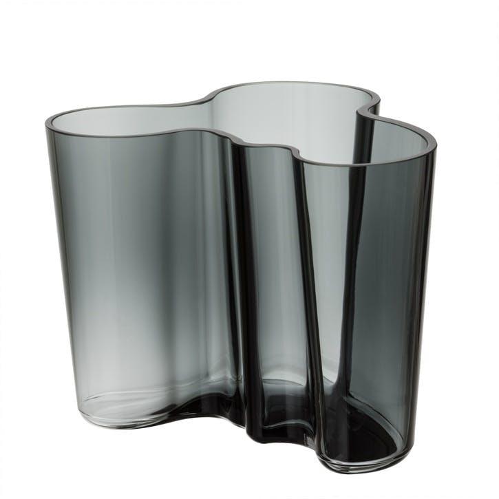 Aalto 120 Vase, Grey