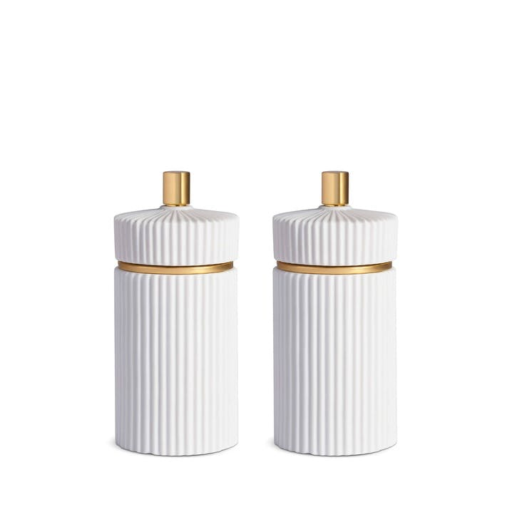 Ionic Salt and Pepper Mill Set