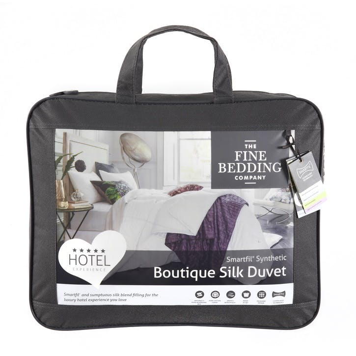 Boutique Silk Superking Duvet, Four Seasons