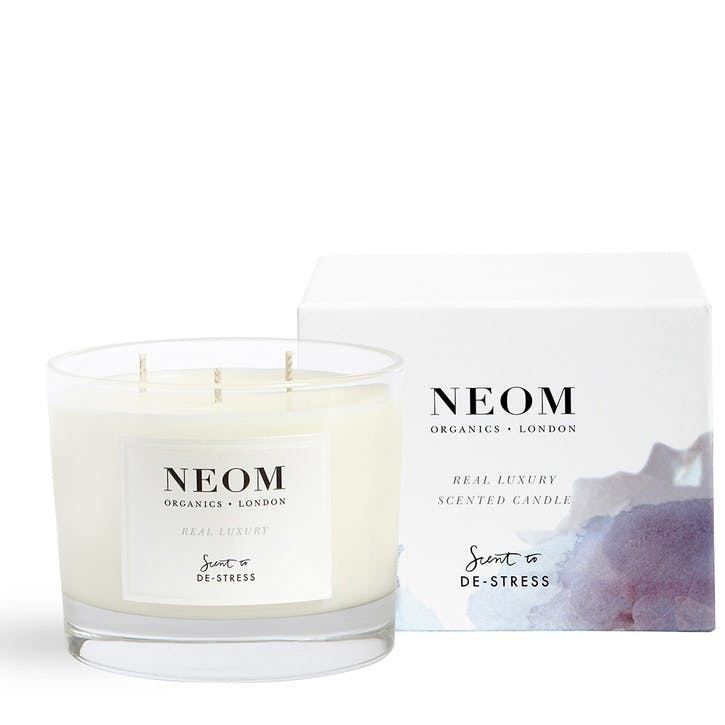 Scent to De-Stress, Scented Candle Real Luxury, 420 ml