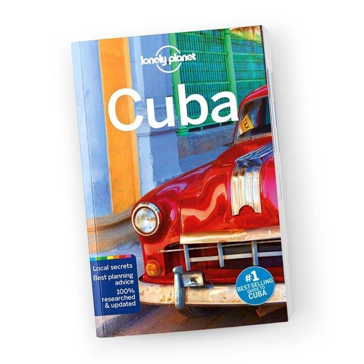 Lonely Planet Cuba, Paperback