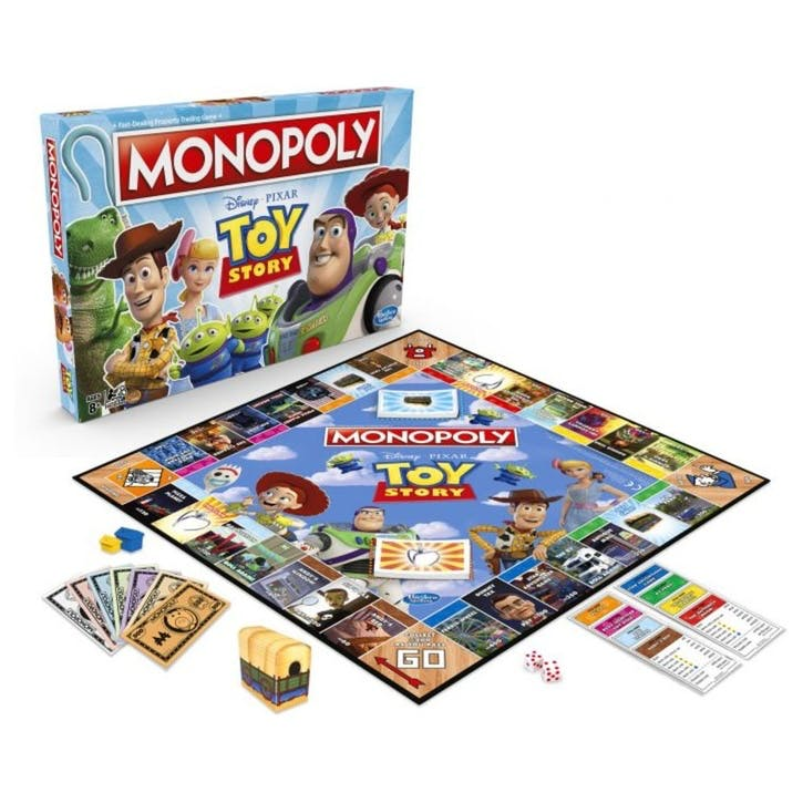 Monopoly, Toy Story