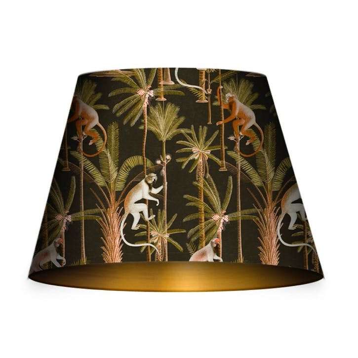 Barbados Cone Lampshade, Medium