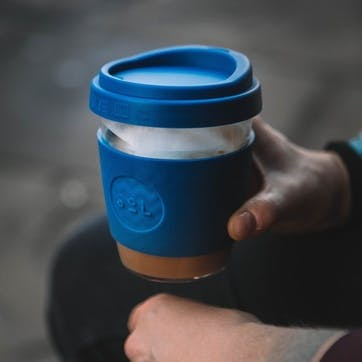Coffee Cup, 16oz, Winter Bondi Blue