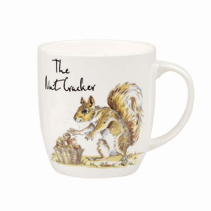 Country Pursuits The Nutcracker Mug