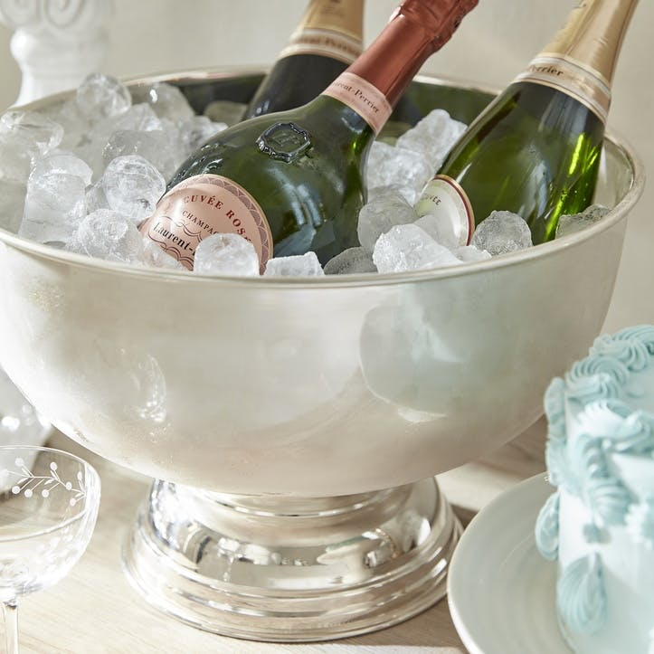 Chamberlain Footed Champagne Cooler