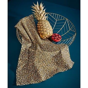 Tea Towel, Leopard