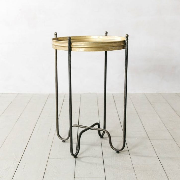 Rosace Round Side Table
