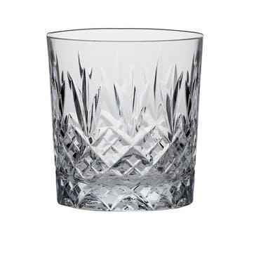 Edinburgh Crystal Large Tumblers, Set of 4