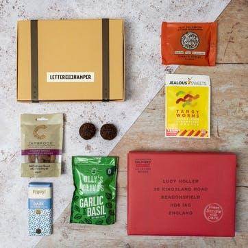 Vegan Letter Box Hamper
