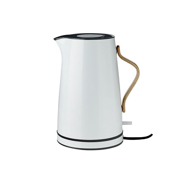 Emma Electric Kettle, Pale Blue