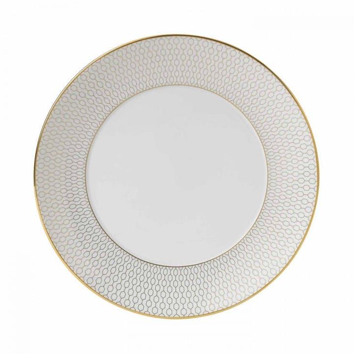 Arris White Salad Plate, 20cm