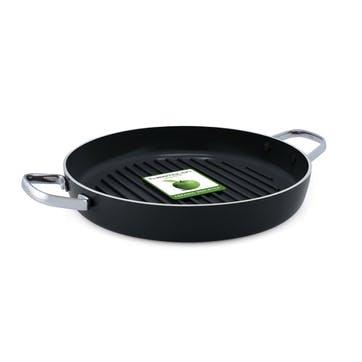 Essentials Round Grill Pan - 28cm