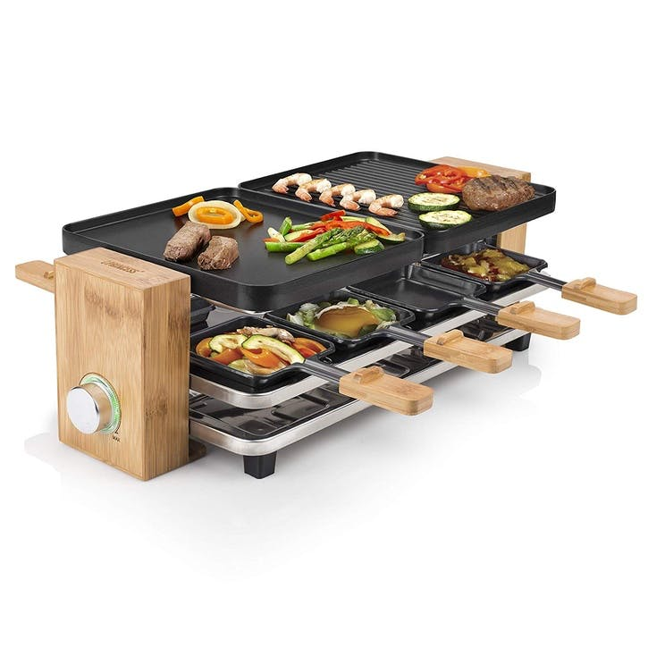 Table Top Raclette, 8 Person