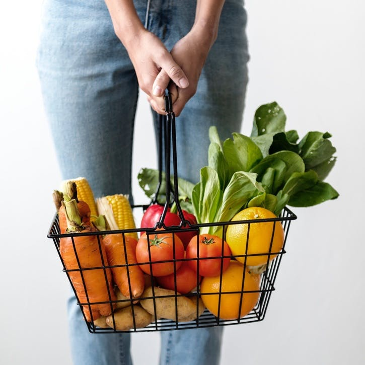I promise to reduce my food waste