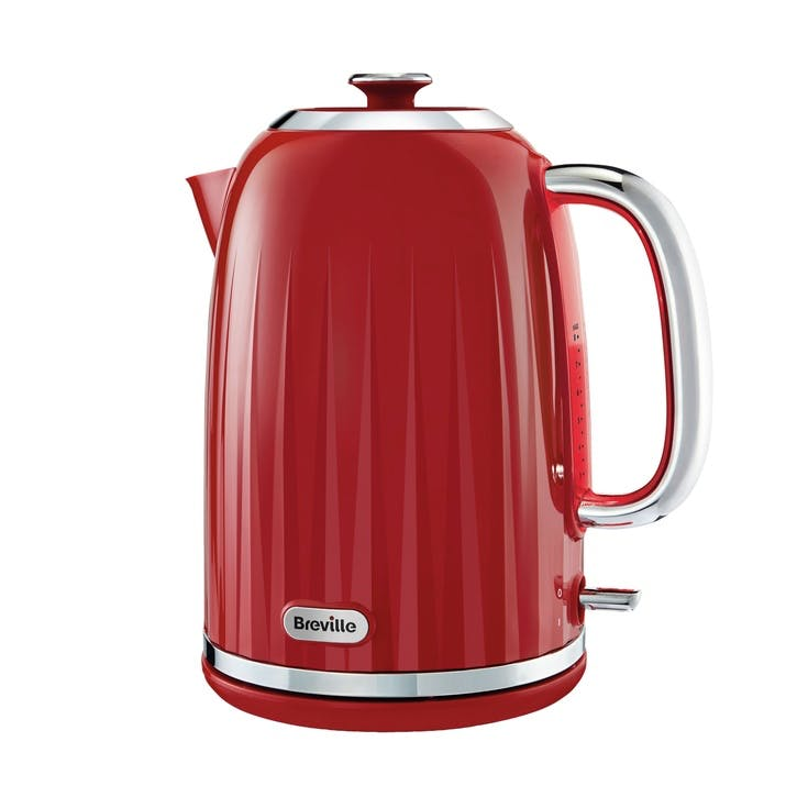 Impressions Kettle; Red