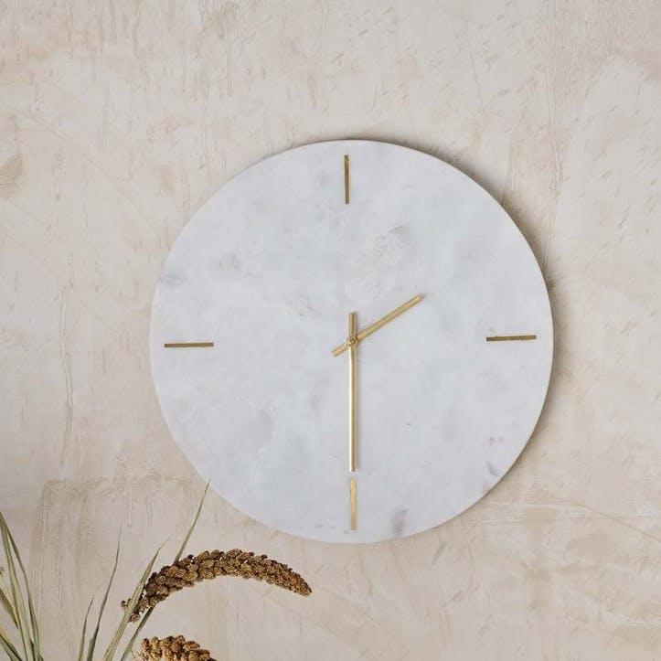 Besa Marble Clock