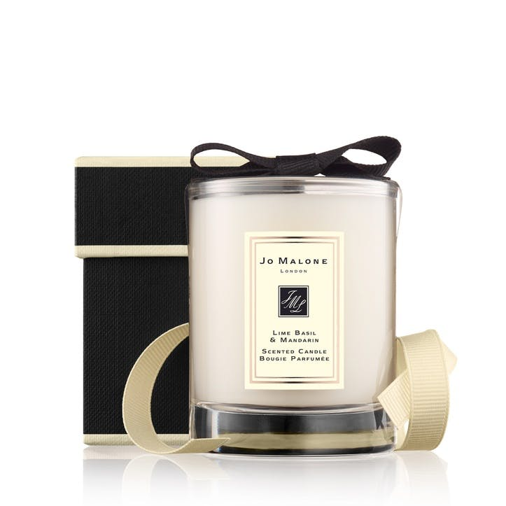 Travel Candle, Lime Basil & Mandarin