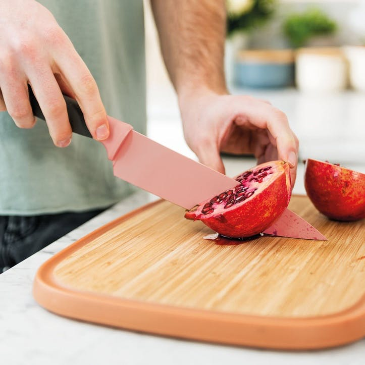 Leo, Chefs Knife, 19cm, Pink