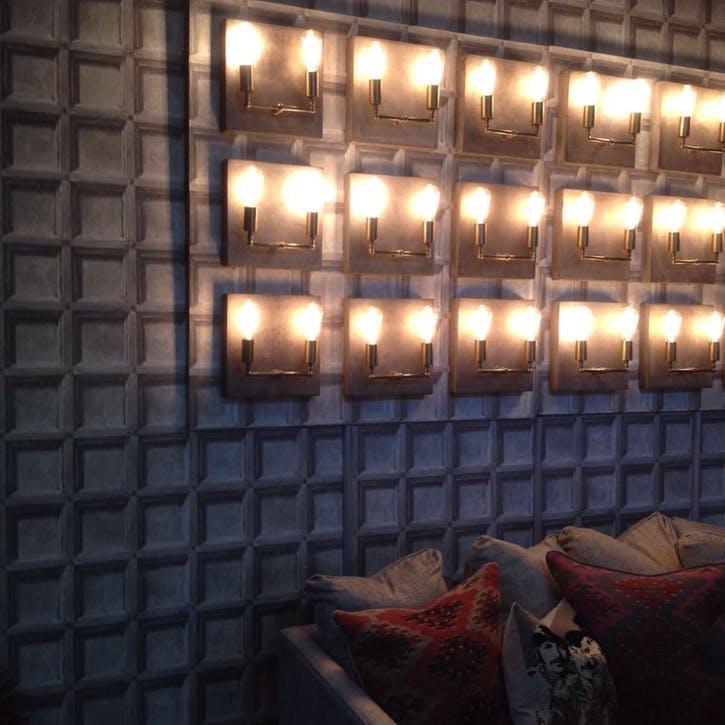 Cameron Double Wall Light