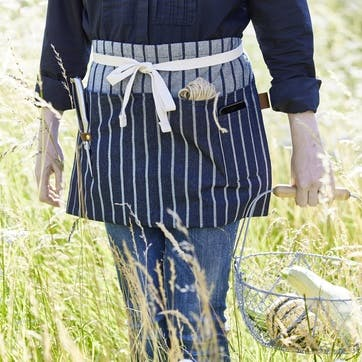 Striped Waist Apron