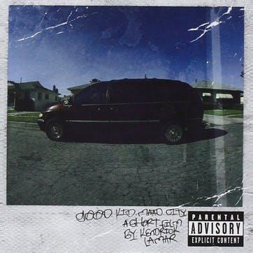 """Kendrick Lamar, Good Kid, m.A.A.d City 12"""" Vinyl"""