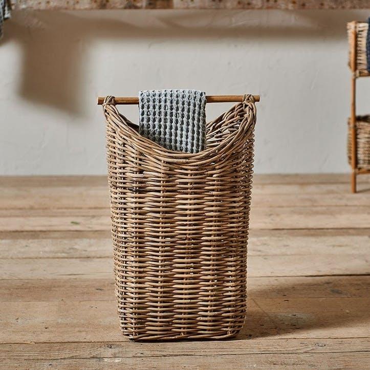 Amandi Rattan Storage Basket