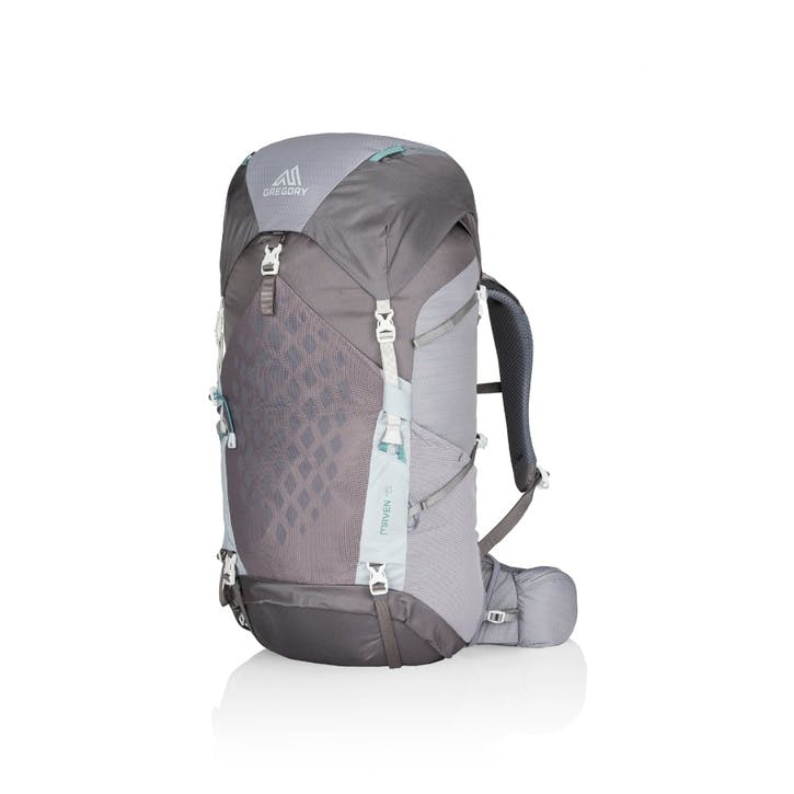 Maven Women's Backpacking Backpack, 45 Litres, Extra Small/Small