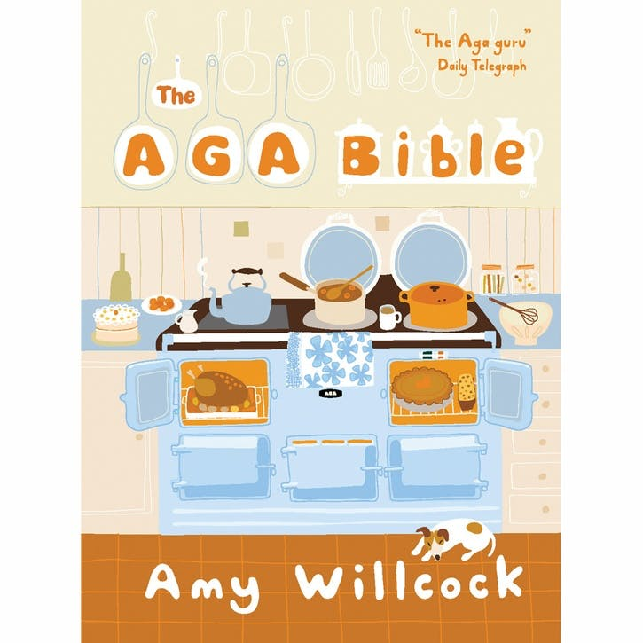 Aga Bible by Amy Willcock