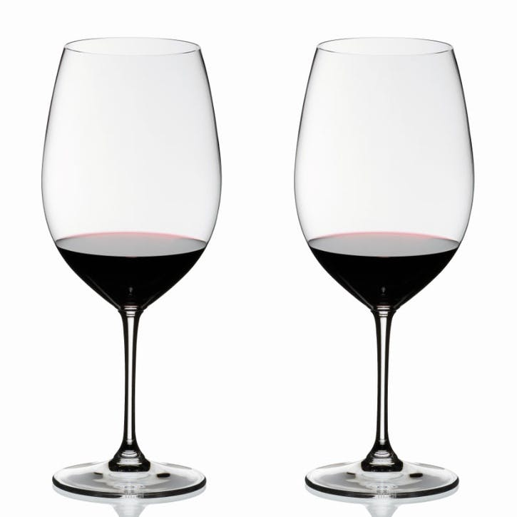 Vinum Cabernet Sauvignon/Merlot/Bordeaux Glasses, Set of 2