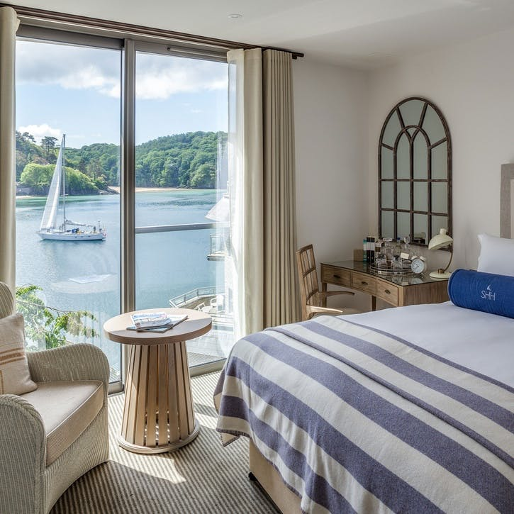 A voucher towards a stay at Salcombe Harbour Hotel for two, Devon