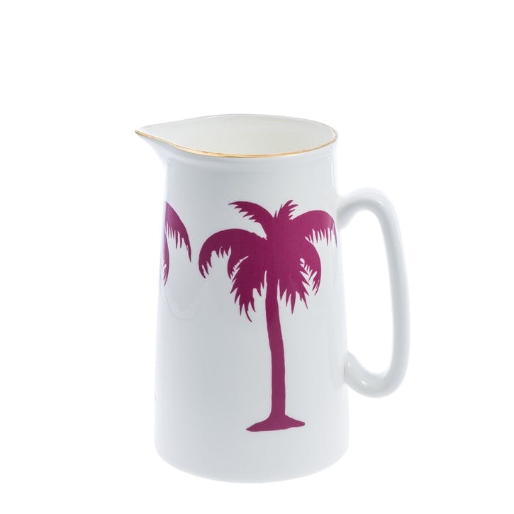Palm Tree Jug, 2 Pint
