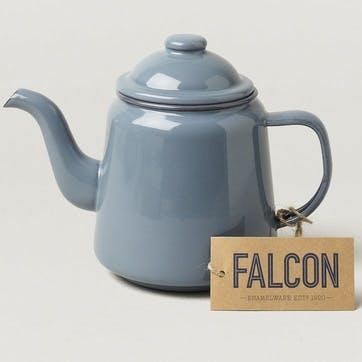 Teapot, Pigeon Grey