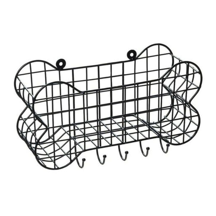 Dog Bone Wire Storage Shelf, L