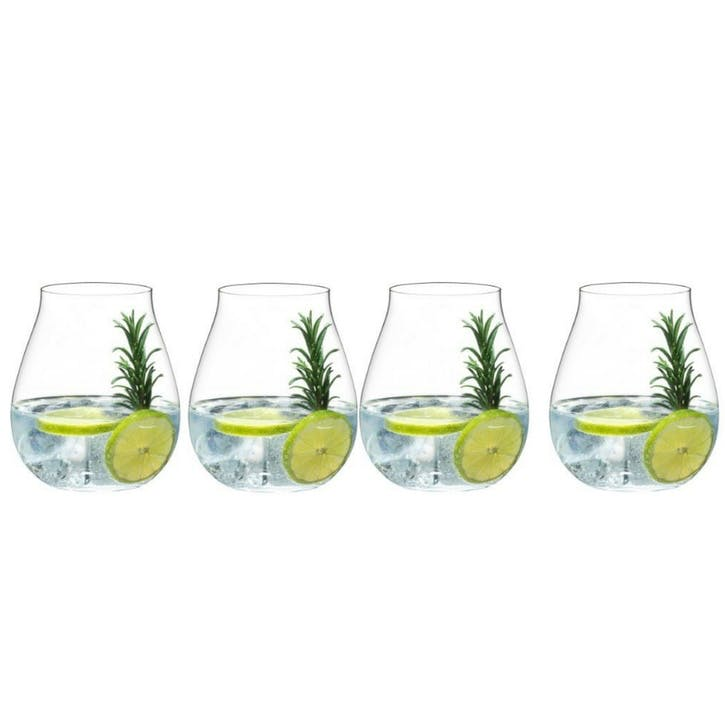 Gin Tumblers, Set of 4