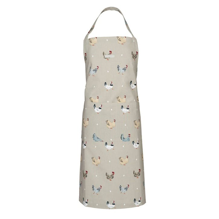 'Lay A Little Egg For Me' Cotton Apron