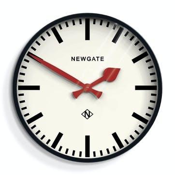 The Putney Wall Clock, D45cm, Black