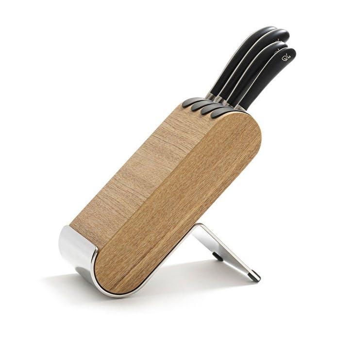 Signature Q Knife Block Set; Ash